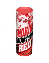 Цветной дым красного цвета (Maksem)